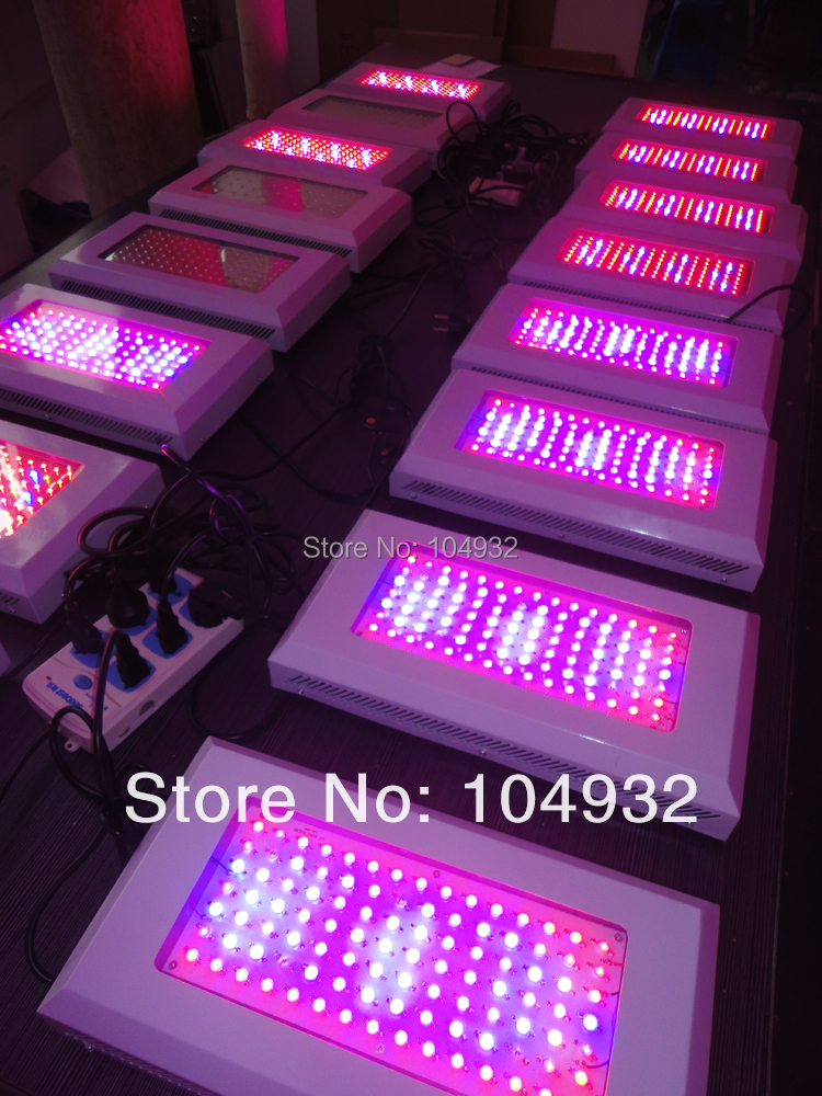 1x 400W LED Grow Light 133*3W Dropshipping Hot selling 10 band 10 Spectrums IR Indoor Hydroponic System Plant Ufo HOT!