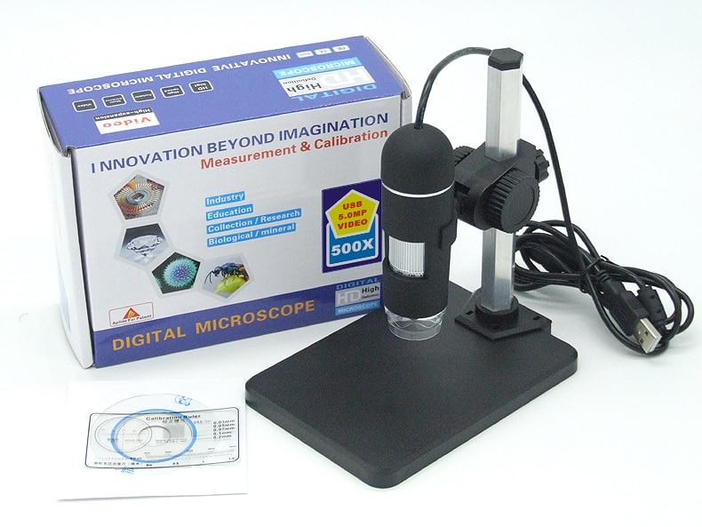 Super HD 5MP 500X USB Microscope Handheld Endoscope calidor super 500 в петербурге