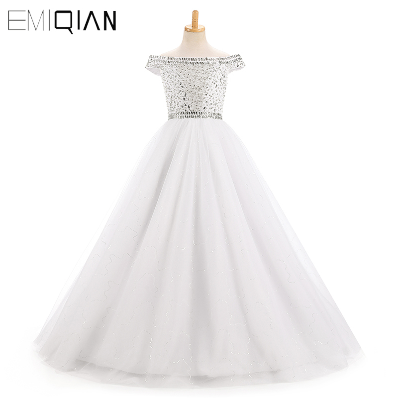Beautiful Cap Sleeve Kids Formal Wedding Party   Dress   Puffy Gown Sparkly Bead Sequin Toddler Ball Gowns Cheap   Flower     Girl     Dresses