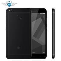 Original Xiaomi Redmi 4X Cell Phones 5 0 2 5D Screen Snapdragon 435 Octa Core 2GB