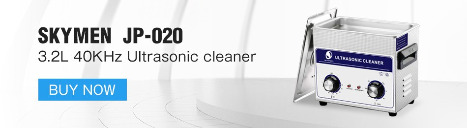 Ultrasonic Cleaner 020