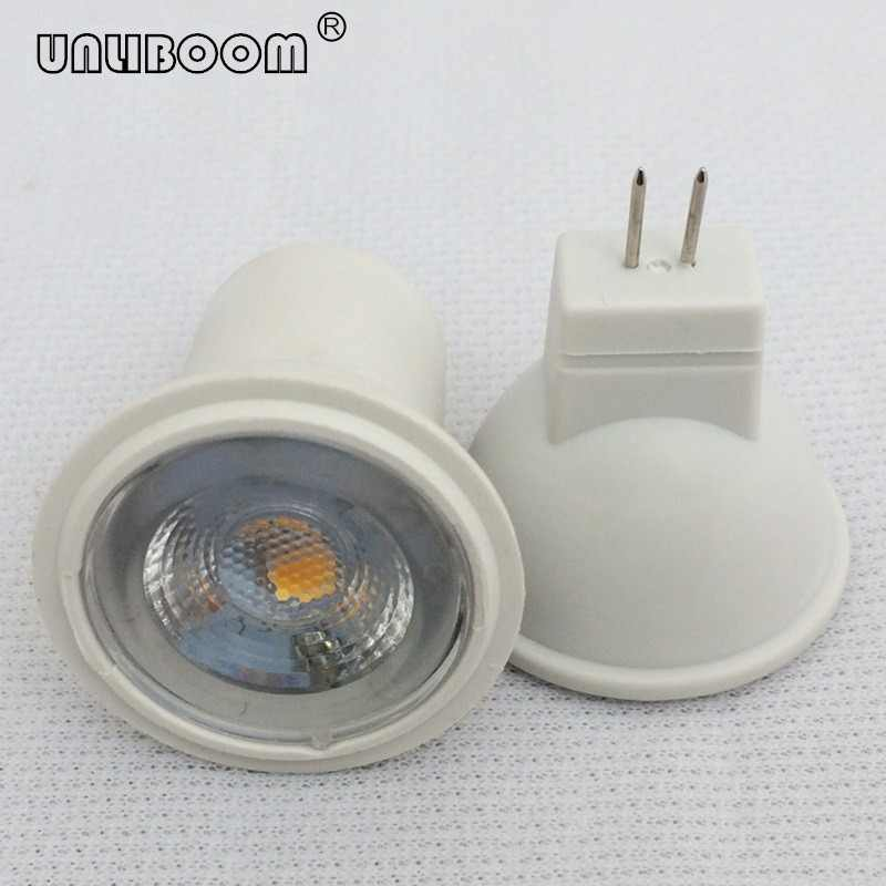3W SMD LED MR11 GU4 Small Spotlight 240LM 3leds 2835 Dia 35MM 12V AC/DC & 24V DC LED Cup light