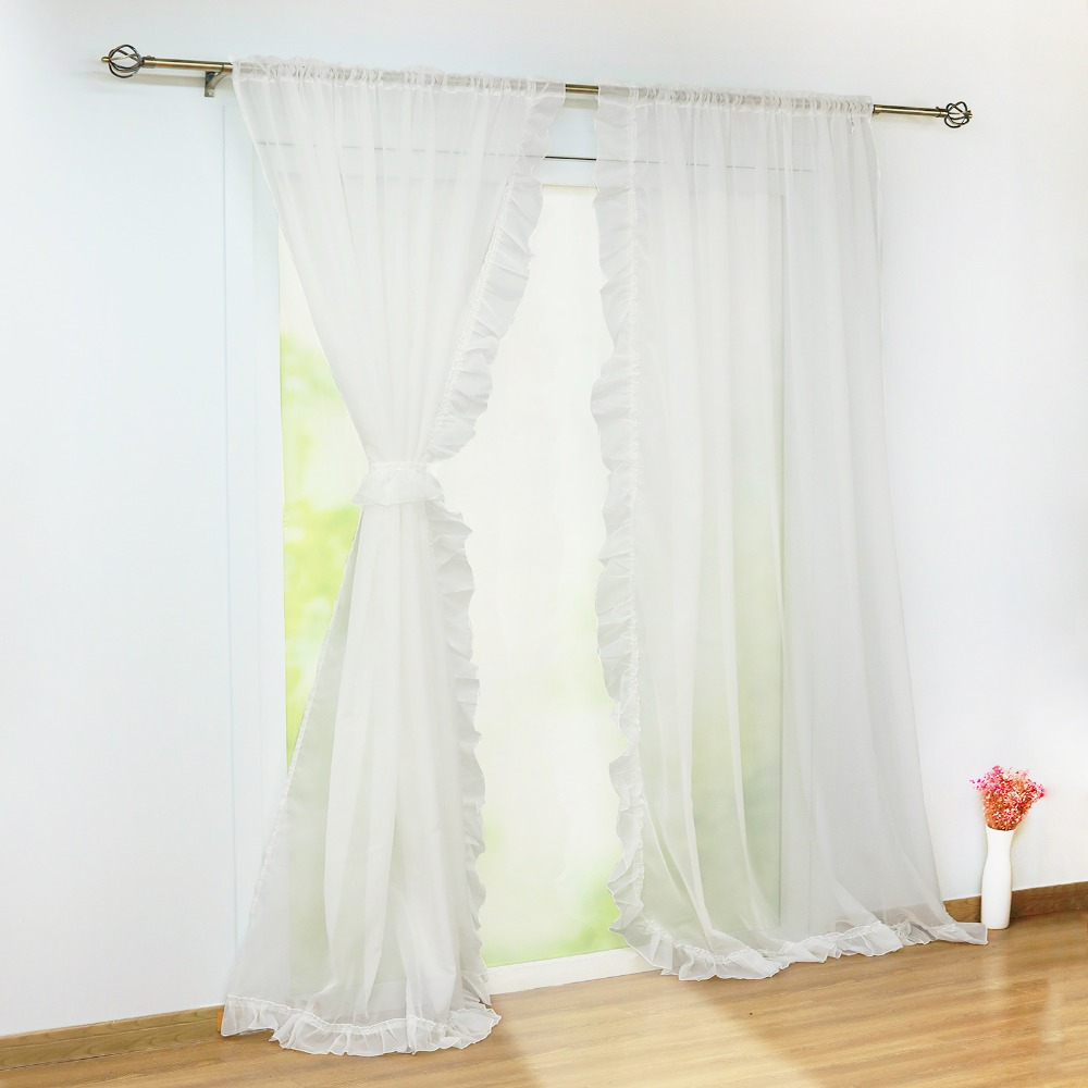 Abschluss Ihr Interieur Mit Diesem Schnen Fenster Volant