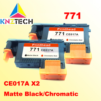 2PCS compatible For hp771 CE017A replacement for hp771 DESIGNJET 771 Z6200 print head