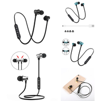 Wireless Bluetooth Earphone Sport Headset Fone de ouvido For iPhone for Samsung for Xiaomi Ecouteur Auriculares