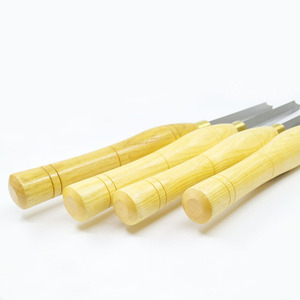 Image 4 - 1PC High Speed Steel Carpentry Ring Lathe Woodworking Lathe Hardwood Turning Tools 3mm 6mm 8mm 10mm