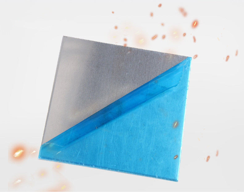 1PC Industrial 1060 Al Alloy Aluminum Sheet Al Plate 0.5/0.8/1/3/5/8mm X 400 X 400mm