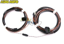 Lane assist change keeping system ACC Adaptive Cruise Wire cable Harness Front Camera USE For VW Golf 7 MK7 VII