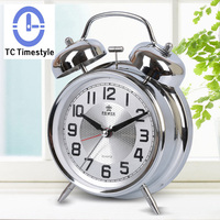 Creative Alarm Radio Reloj Arena Mechanical Belleveil Alarm Clock Snooze Klok Mechanisme Sound Big Multi Npurpose