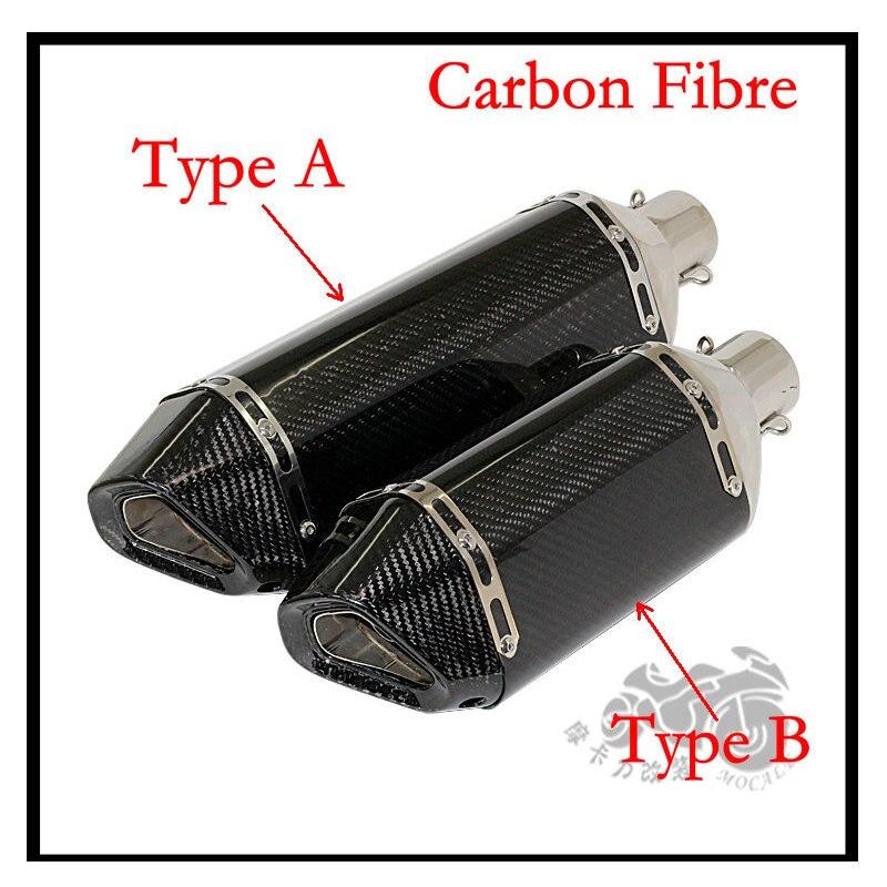 escapamento de moto fibra de carbono akrapovic exhaust sound pot echappement silencieux moto
