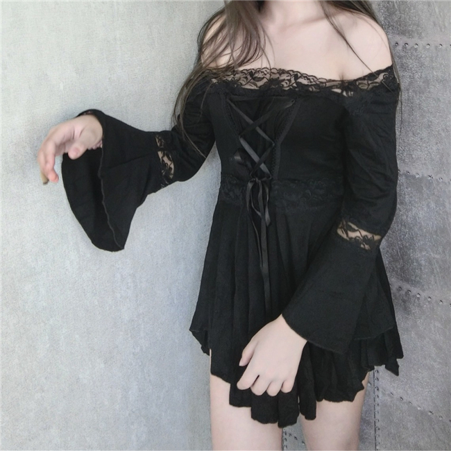 Gothic Goth Girl Fashion: Aliexpress.com : Buy Gothic Lolita Dress Punk Women Girls