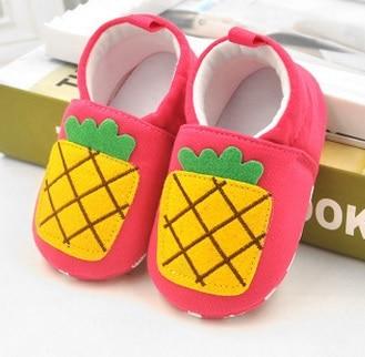 Hooyi хлопковая обувь для мальчика противоскользящие Чехлы для обуви из горного хрусталя, для детей ясельного возраста, для тех, кто только начинает ходить, для новорожденных; обувь для малышей, не начавших ходить носки для девочек - Цвет: 39