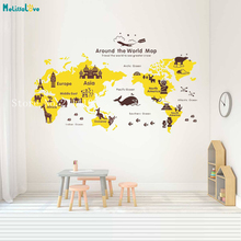 Buy custom wall maps and get free shipping on AliExpress.com