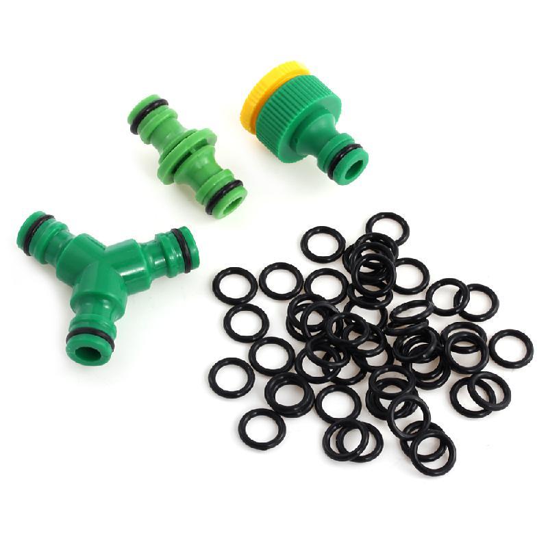 50pcs/pack Gardena, Connector O Ring Seal Spares for Garden Hose ...