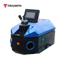 Triumph завод мини настольный ювелирный лазерный сварочный аппарат для стоматологических и ювелирных изделий