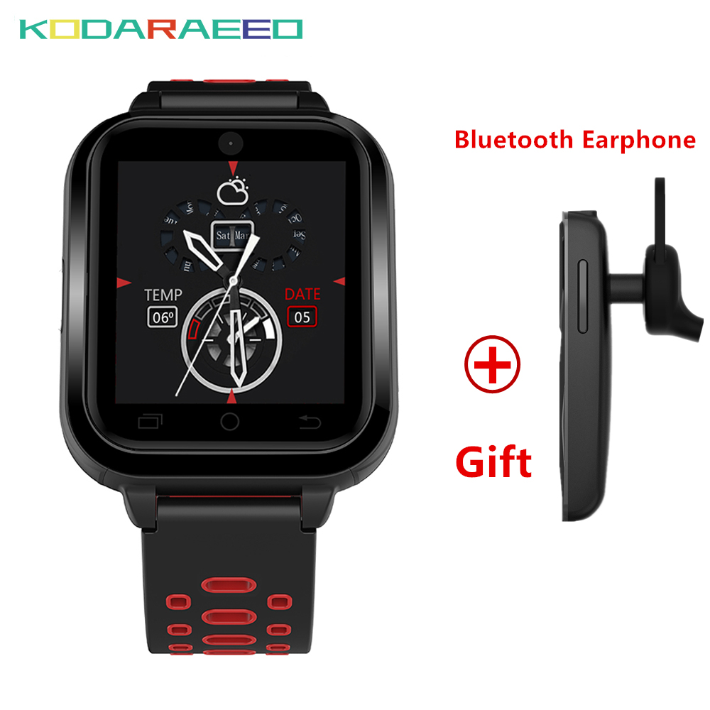 Q1 Pro smart watch Android 6.0 Quad Core 1GB/8GB Watch Phone 4G Heart Rate tracker Sim Card Support Change Strap 18mm 720mAh 4g smart watch phone android 1gb 8gb bluetooth watch phone waterproof heart rate tracker gps wifi smartwatch pk z28 q1 pro