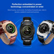 CARPRIE Wearable Devices Smart Watches TQ912 Heart Rate Blood Pressure Monitor Slot Wrist Waterproof Bluetooth Smart Watch dec26