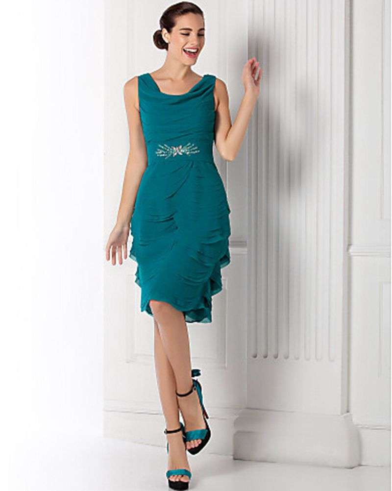 Petite Knee Length Cocktail Dresses
