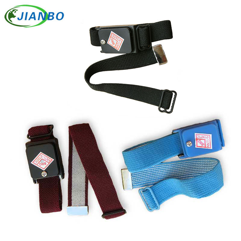 Cordless Wireless Adjustable Anti Static Bracelet Electrostatic ESD Discharge Cable Wrist Band Strap Hand With Spare Wristband цена и фото