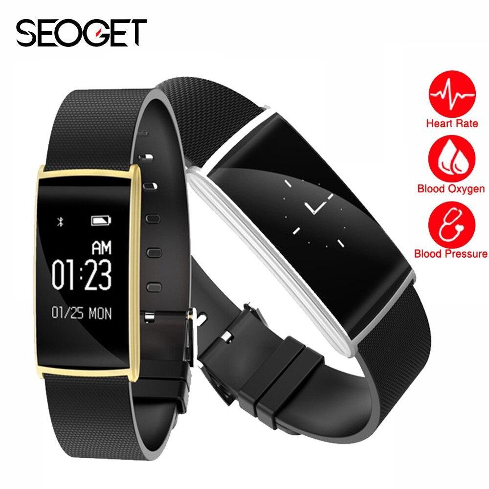 SGN108 Fitness Tracker Smart Wristwatch
