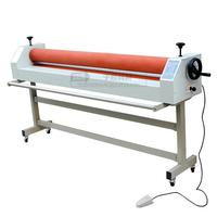 Large format electric and manual cold roll laminating machine 1.6M