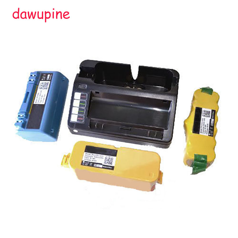 Vacuum Cleaner Battery Charger For iRobot 400 500 series and Scooba Vacuum Cleaner Battery series