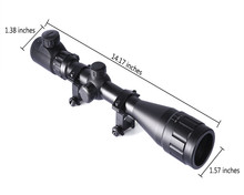 Cheap price 4 – 16×40 Outdoor Riflescope Sniper Hunting Optics Tactical Hunting Fast Optical Sight Telescope for Shotgun with 20mm Rails
