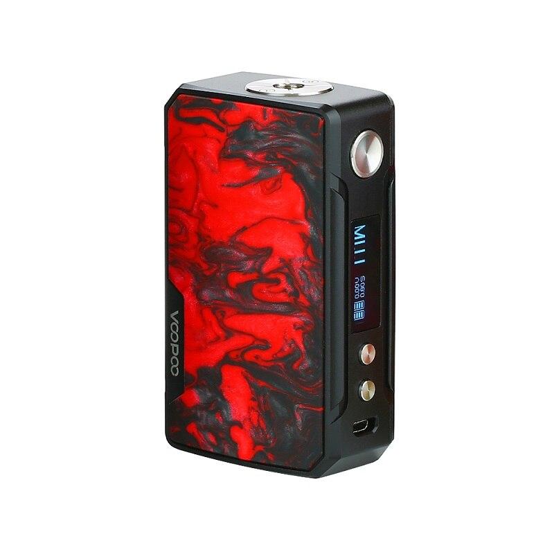 En stock 177 W VOOPOO GLISSER 2 Boîte Mod N ° 18650 Batterie vapoteuse vaporisateur de cigarette électronique Glisser Mod Vs Glisser Mini/Shogun univ - 3