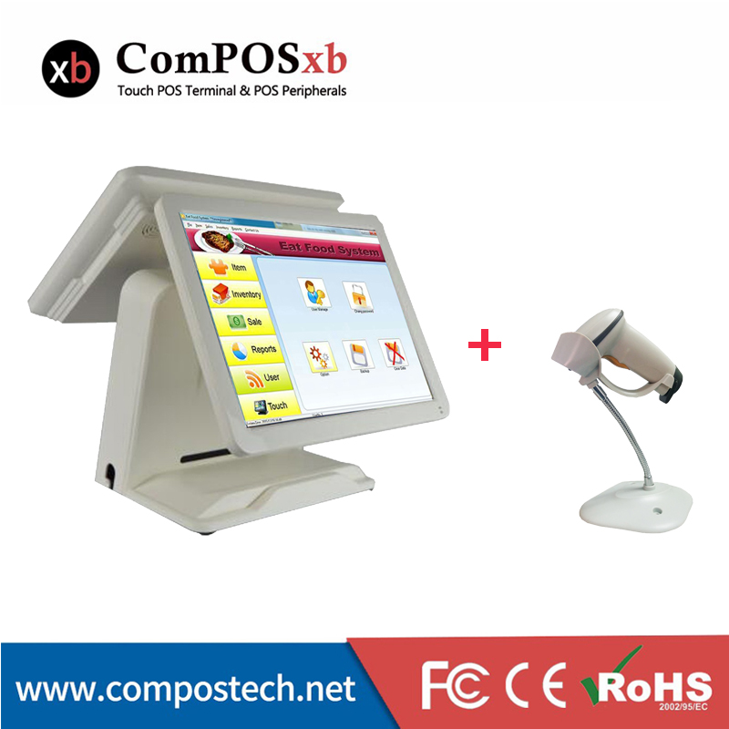 ComPOSxb Selling Touch Screen font b POS b font font b system b font with 15