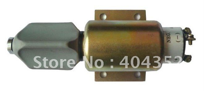 Shutdown solenoid for SA-3838 (12v) + Fast&Cheap shipping by DHL&FEDEX 3924450 2001es 12 fuel shutdown solenoid valve for cummins hitachi