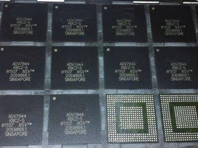 10pcs/lot ADV7844KBCZ-5 ADV7844 BGA 5 pieces lot a20 bga