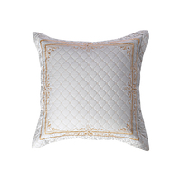 Egypt Cotton Deluxe Embroidered Lace Pillowcases 48x74CM Size Luxury Quality 11 Styles Pillow Cases Single Product