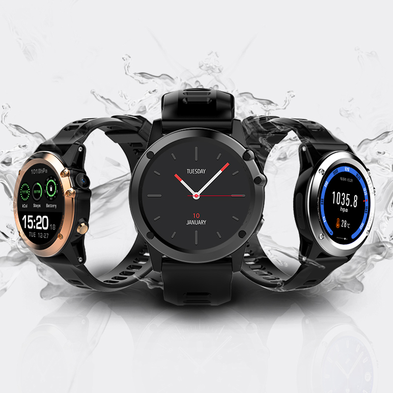 Camera Watch Smart Watch Phone 3G with Speaker Smart Watch 2018 Heart Rate Monitor Bluetooth GPS for Business Men Wifi gft d09 smart watches wifi gps sport wrist watch for healthy with heart rate monitor music smart watch smart camera watch