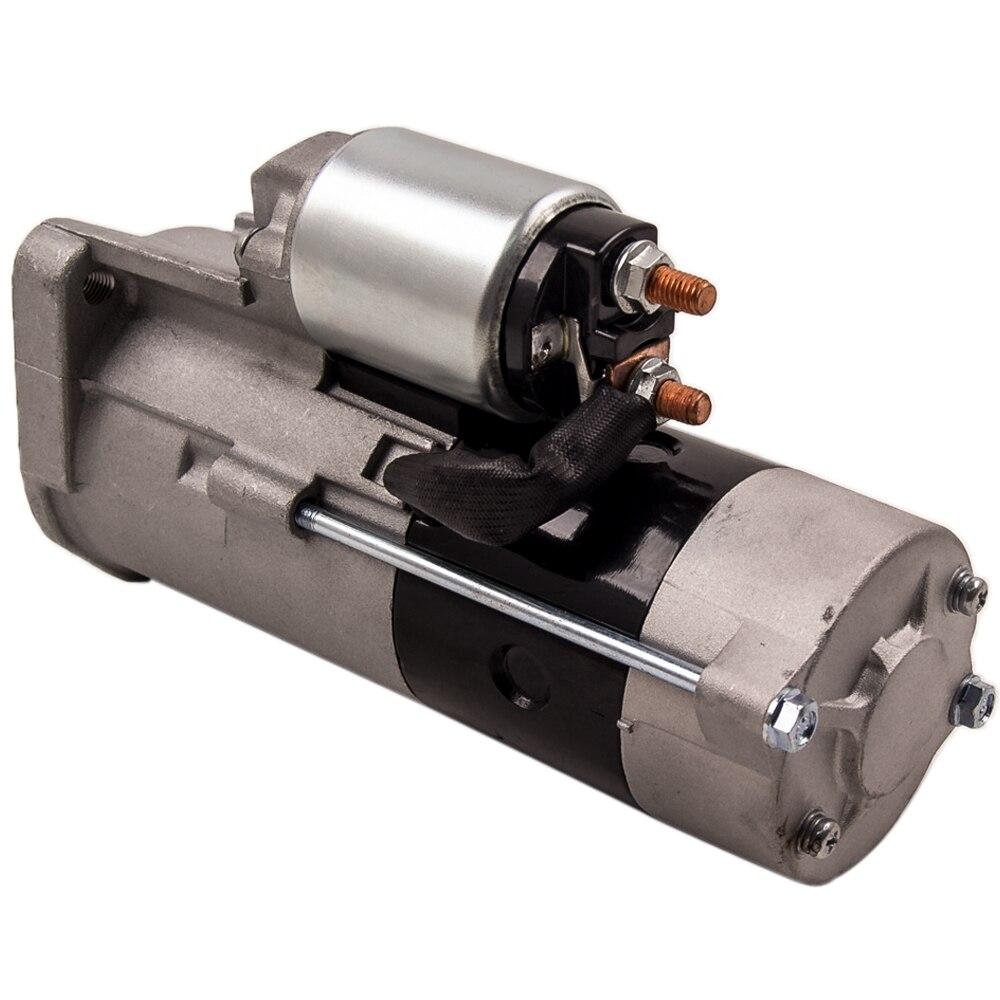 Starter Motor Fit For Mitsubishi PAJERO III Canvas top for Triton MK 2.8L 4M40T 4M40 ml 3.2L 4M41 Canter 35 CAC M8T75071|Starters| |  - title=
