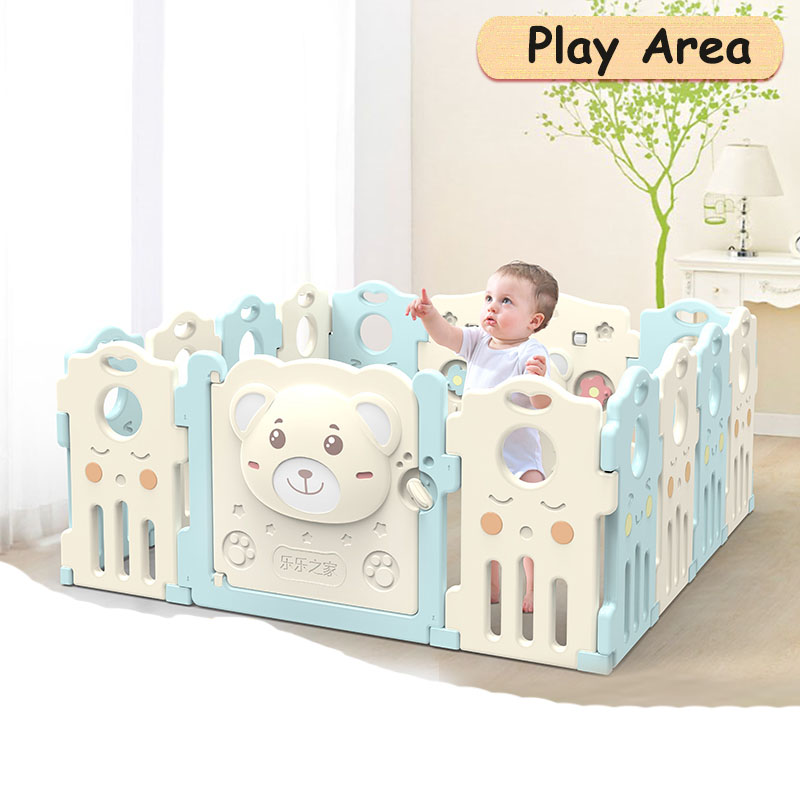 2018 Baby Playpens Children Kids Place Fence Kids Activity Gear Environmental Protection Barrier Game Fence EP Safety Play Yard