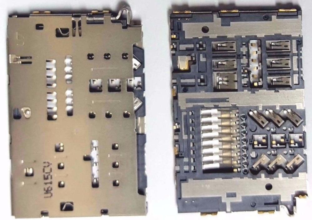 For Samsung Galaxy A3 2016 SM-A310/A5 2016 SM-A510/A7 2016 SM-A710 SIM And MicroSD Memory Card Tray Holder Slot