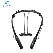 LYMOC M7 Magnet Neckband Headsets Bluetooth Stereo Wireless Earphone V4.1 CSR8635 Music Sport Phone Headphone Handfree Apt-X