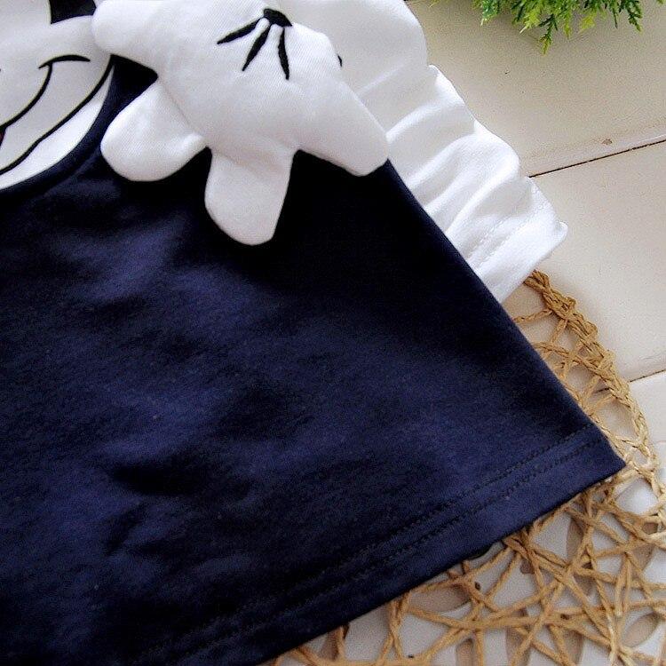 Minni-Hiirega kleidid beebidele