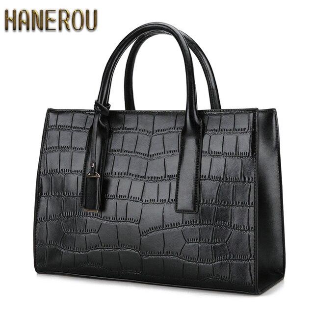3535f6ba40fb 2019 Luxury PU Leather Handbags Women Bags Fashion Brand Designer Tote Bag  Ladies Handbags Vintage Female Shoulder Bags Bolsas