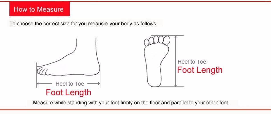 foot length
