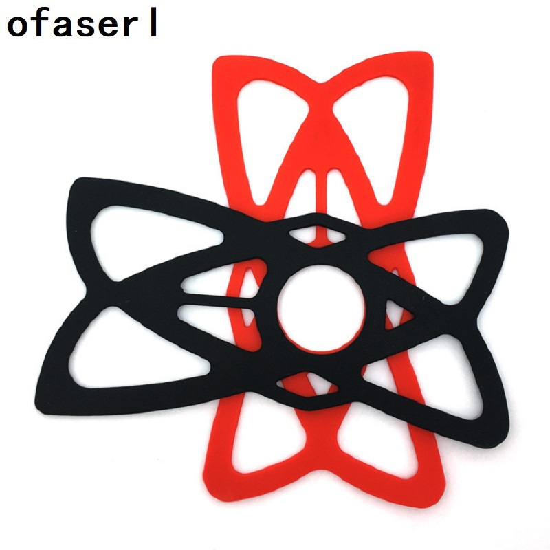 Ofaserl Security Rubber Bands Replacement Silicone Straps For Bike Phone Mount Universal Mountain Bicycle Phones Holder Support