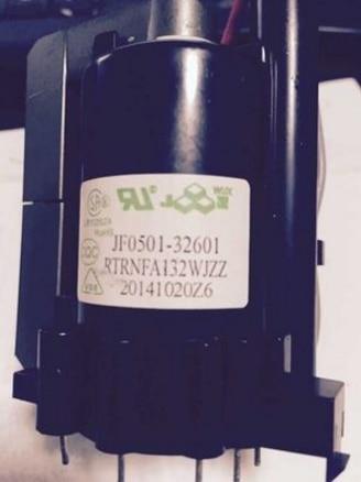 JF0501-32601 RTRNFA132WJZZ Flyback Transformer for Sharp TVs