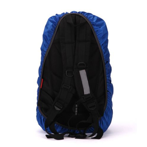 New Waterproof Travel Accessory Backpack Dust Rain Cover 60L,Blue