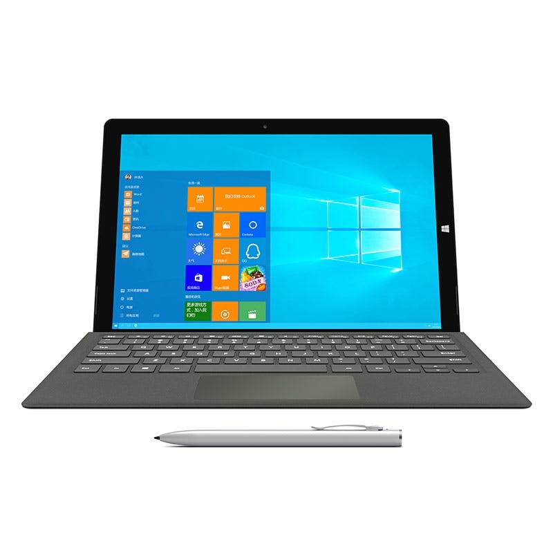 Teclast X5 Pro 2 en 1 Tablet PC 12.2 pouce Windows 10 IPS Capacitif Écran Intel Kaby Lac Core M3-7Y30 Quad Core 1.0 GHz 8 GB RA