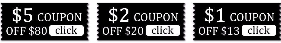 coupon title
