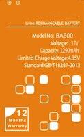 1290mAh BA600 Battery For Sony Ericsson For Xperia U ST25i Mobile Phone