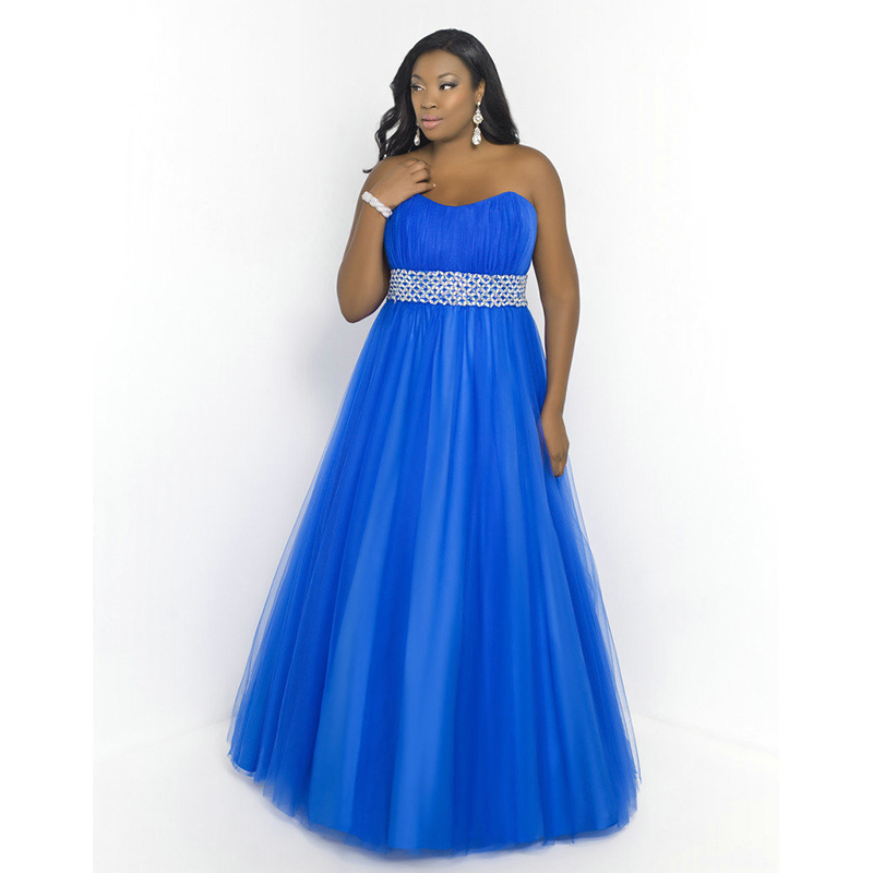 Royal Blue Prom Dresses | Gommap Blog