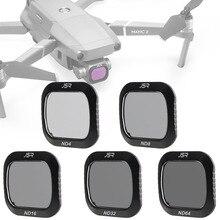 DJI Mavic 2 Pro Filtre ND4 + ND8 + 16 + 32 + ND64 Nötr Yoğunluklu Cam DJI mavic2 Pro/Profesyonel Koruyucu Drone Aksesuarları