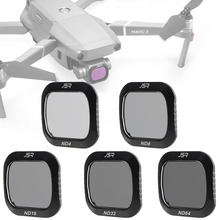 Voor DJI Mavic 2 Pro Filter ND4 + ND8 + 16 + 32 + ND64 Neutral Density Glas Voor DJI mavic2 Pro/Professionele Protector Drone Accessoires
