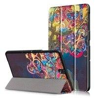 For Samsung Galaxy Tab S3 Case Ultra Thin PU Leather Magnetic Cover Case For Samsung Galaxy